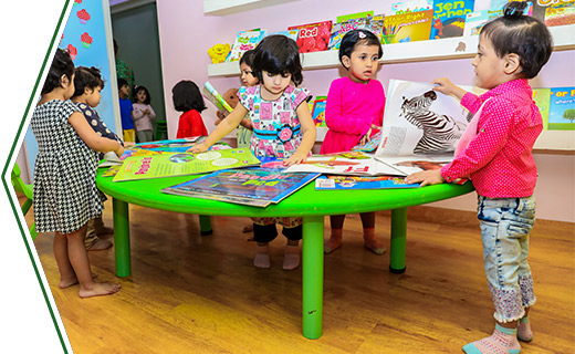 Play based learning Preschool Activities